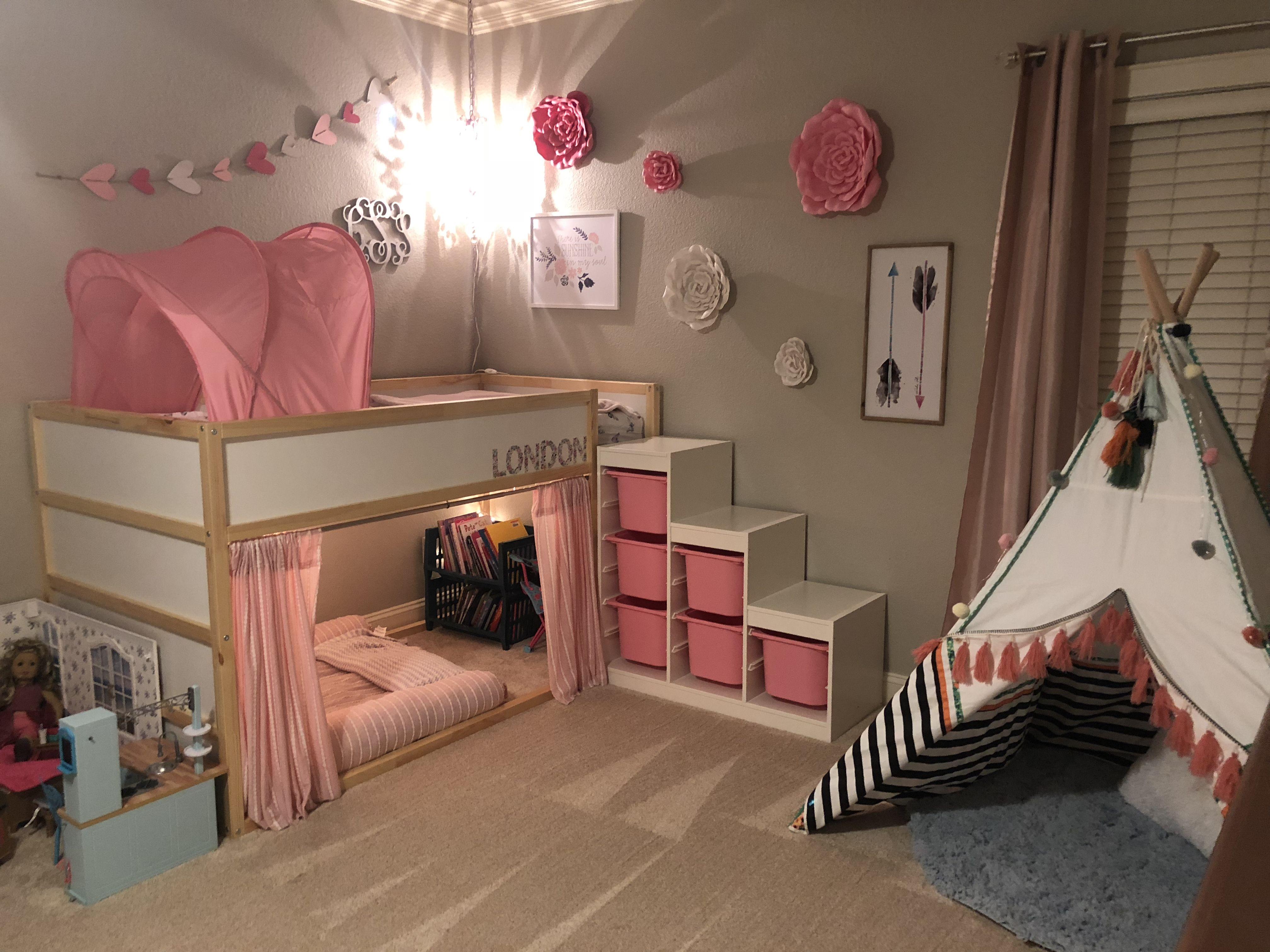 Ikea Kura Bed For London Is Finally Finished Kura Ikea Kids