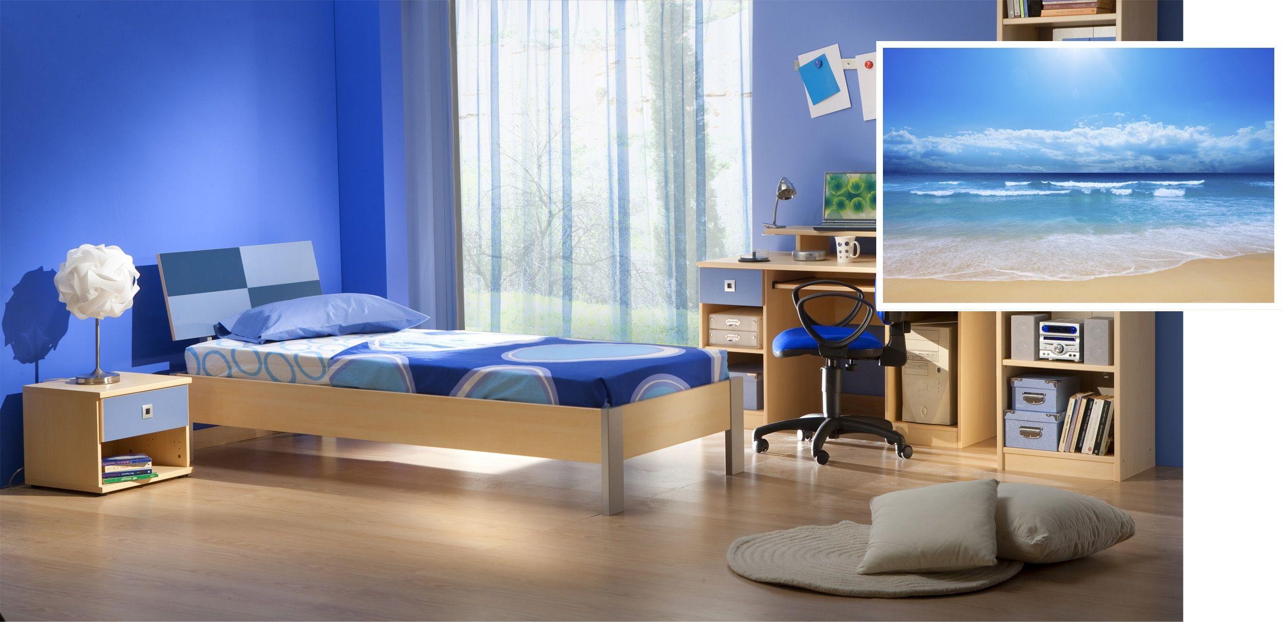 Möbel Farbkombination - Schlafzimmer | Schlafzimmer | Pinterest ...