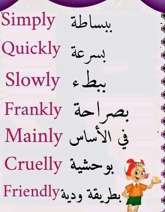 Pin By Sport Ball Libya On Learn English Learn English Vocabulary English Language Learning Grammar English Language Learning