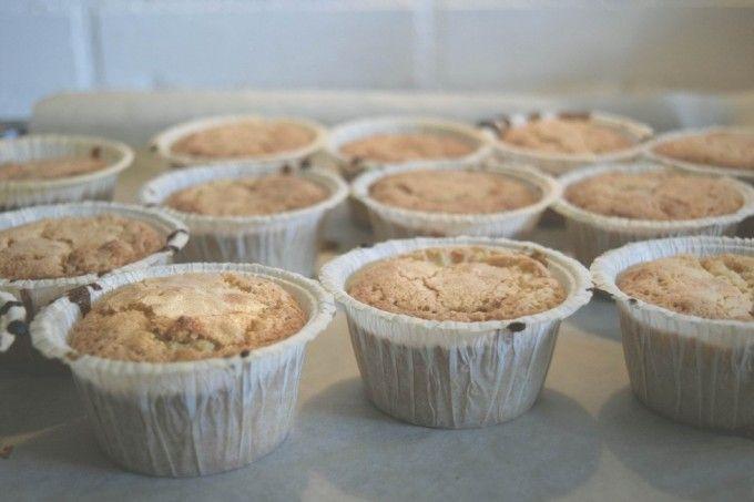 Jeg vågnede i morgen og fik sådan lyst til at bage mine yndlings muffins, makronmuffins. De er bare så lækre, så bestemte mig lige for, at jeg ville lægge opskriften herind, så i også kunne prøve at smage dem.  300g. sukker  3 æg  2.5 tsk. mandelessens  125g. makroner  125g. mel  125....