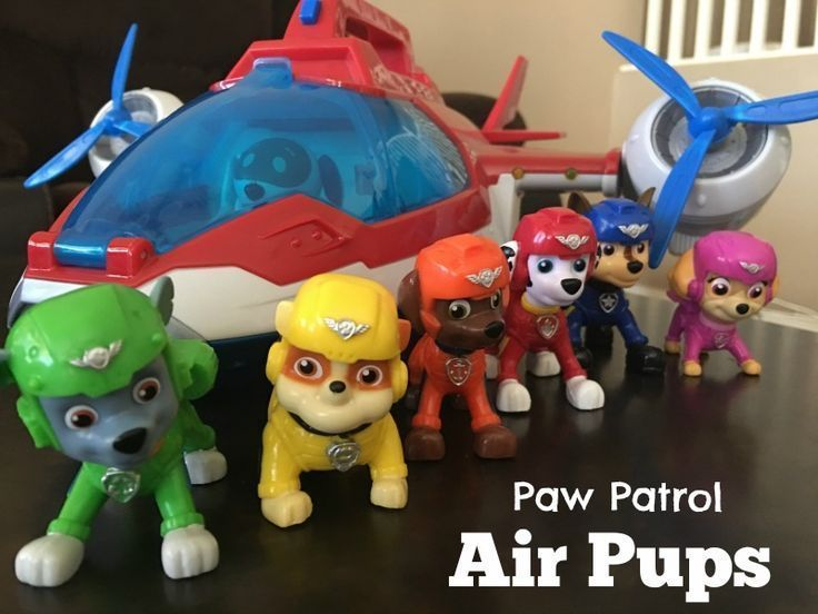 The Paw Patrol Air Pups Toys You Must Have Best Gifts