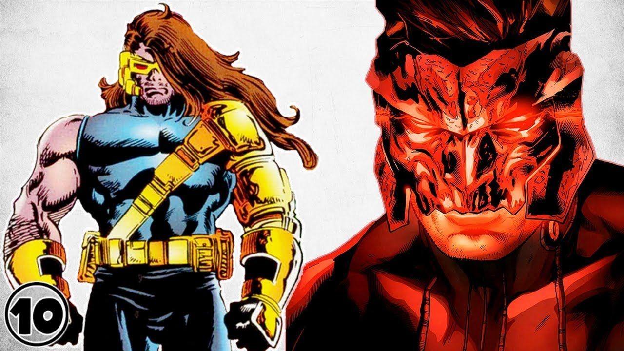 Top 10 Strongest Alternate Versions Of Cyclops Youtube Cyclops X Men Version