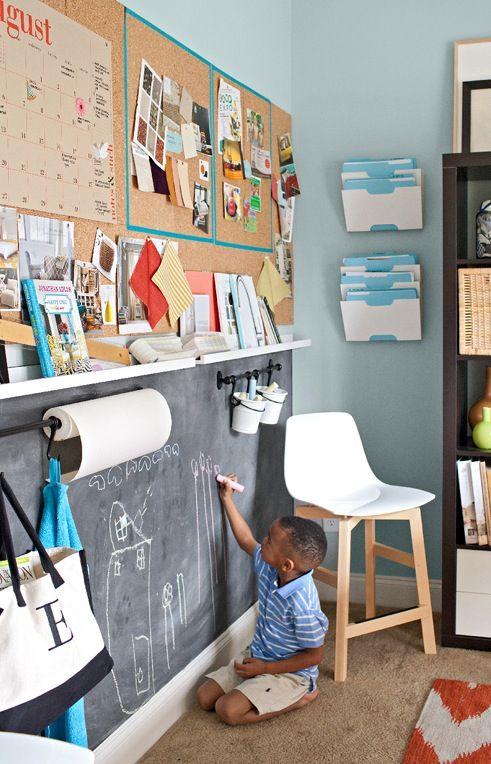 Quarto de brincar das crianças? Casa em SP Pinterest Wall