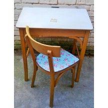 Chaises Tabourets D Occasion Vintage Design Scandinave Industriel Ancien Meuble Haut De Gamme Chaises Baumann Chaise