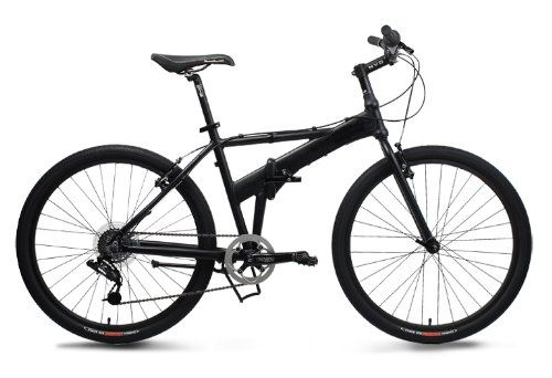 Dahon Jack D7 Folding Bike, Shadow, Small ** Details can be found by clicking on the image.