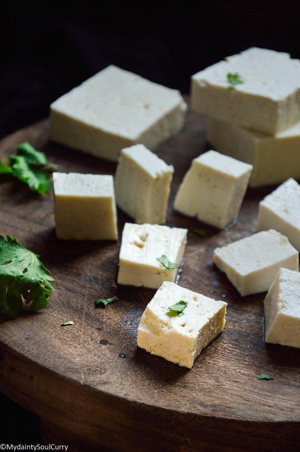 Tofu Aus Dem Shop Gekauft Sojamilch