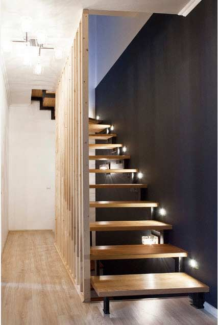 75 Most Popular Staircase Design Ideas For 2019: Modern Interior Stairs And Staircase Design Ideas And