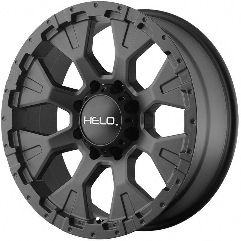 Big Trucks Chevy Liftedtrucks In 2020 Helo Wheels Black Wheels