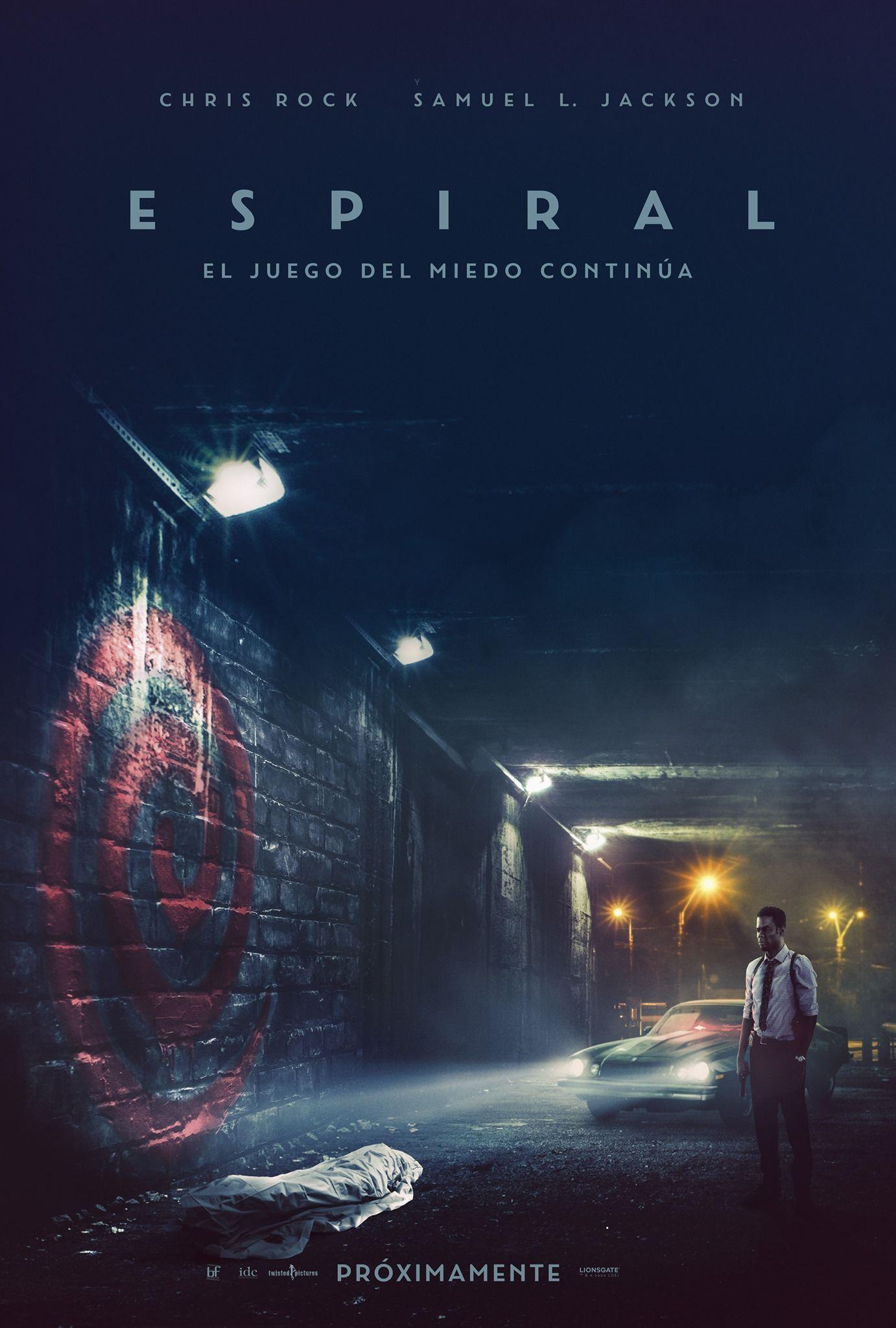 Espiral La Continuacion De Saw Lanza Trailer Oficial Saw Film Streaming Movies Movie Posters