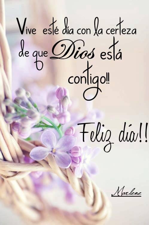 Feliz Dia Frases De Buenos Dias Postales De Buenos Dias
