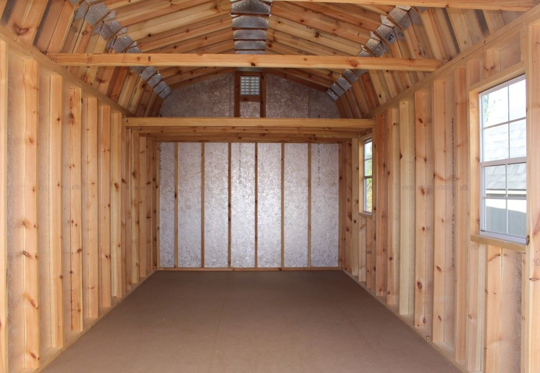 Gambrel roof shed gable which design best for you pole for Gambrel roof barn plans