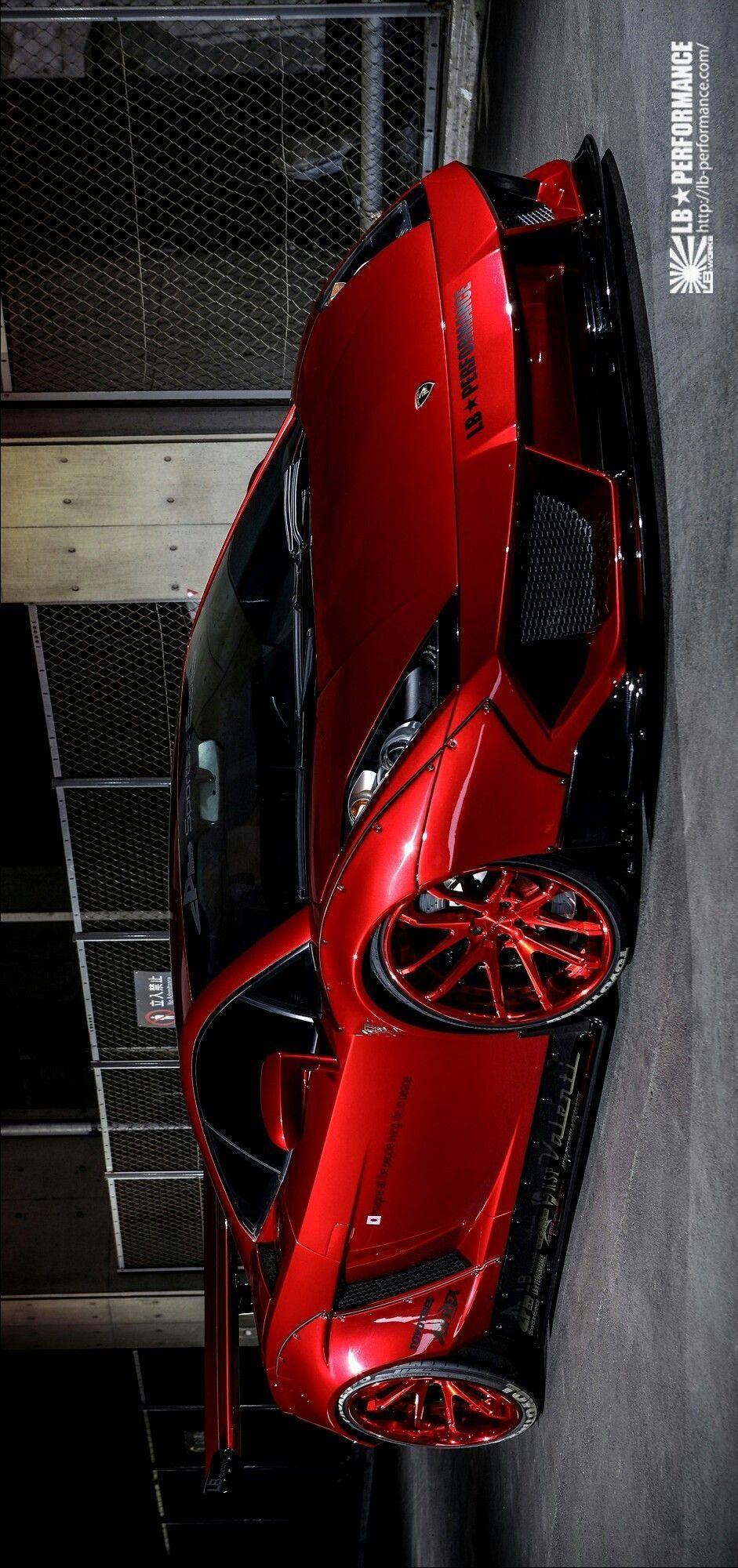 (°!°) LB Performance Lamborghini Gallardo Liberty Walk #FerrariPink #lamborghinigallardo
