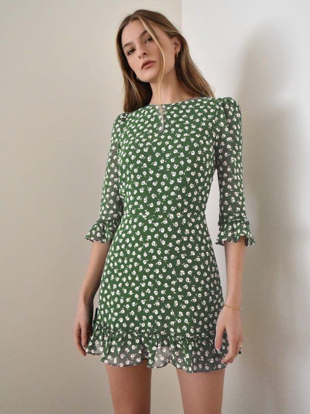 Photo of Doutzen klänning