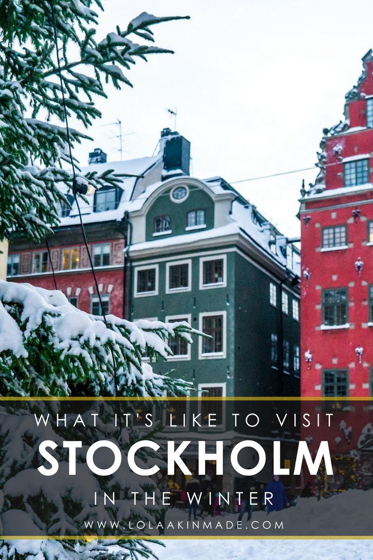 Video Photos Why I Love Winter In Stockholm Reise Inspiration Reisen Stockholm Tipps
