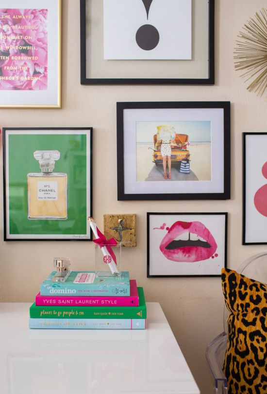 Kate Spade Gallery Wall Prints For