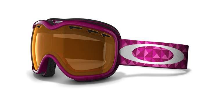 0dccadec3d729 Oakley Stockholm Snowboard Goggles Violet Studs Persimmon Lens - Women s   SALE  HerSportsGear