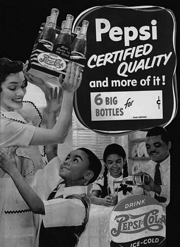 Publicidad #vintage pepsi