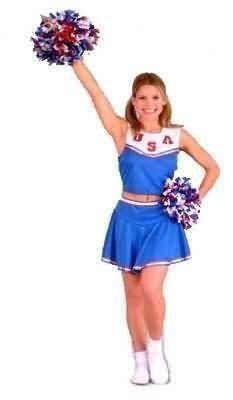 The post California Costumes Womens Patriotic Cheerleader Costume appeared first on Halloween Costumes Best.  sc 1 st  Pinterest & California Costumes Womenu0027s Patriotic Cheerleader Costume ...