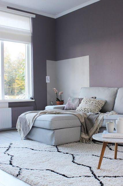 Huisjeaandehaven, blogpost, Heart Wood, Flexa, Kleur van het jaar ...