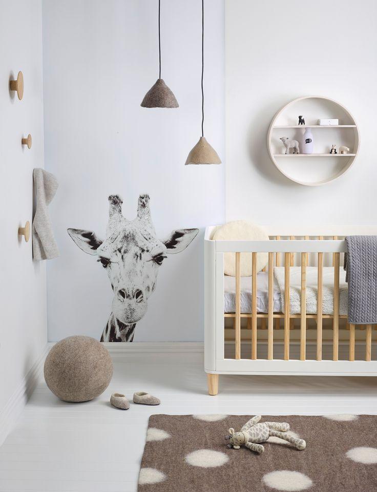 Animal Themed Baby Nursery