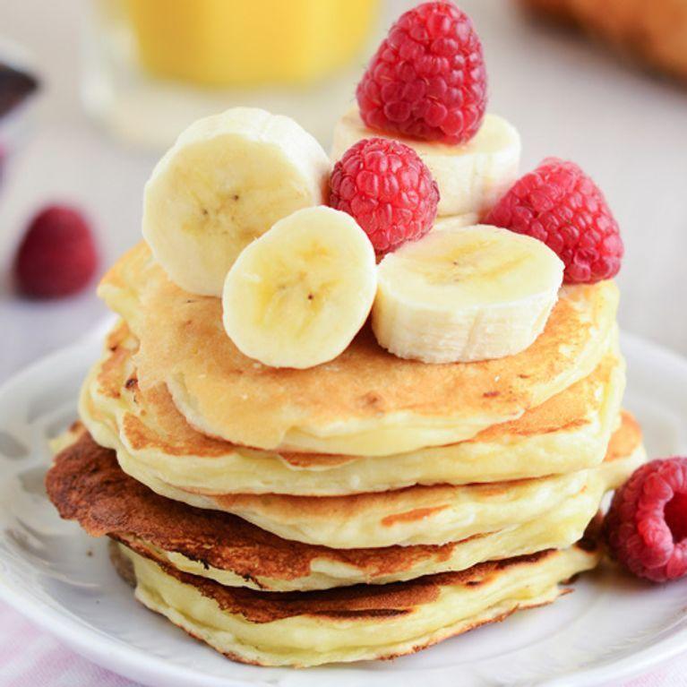 Secret Weapon Protein Pancakes: The ingenious power breakfast of fitness gurus   - backen - #Backen...