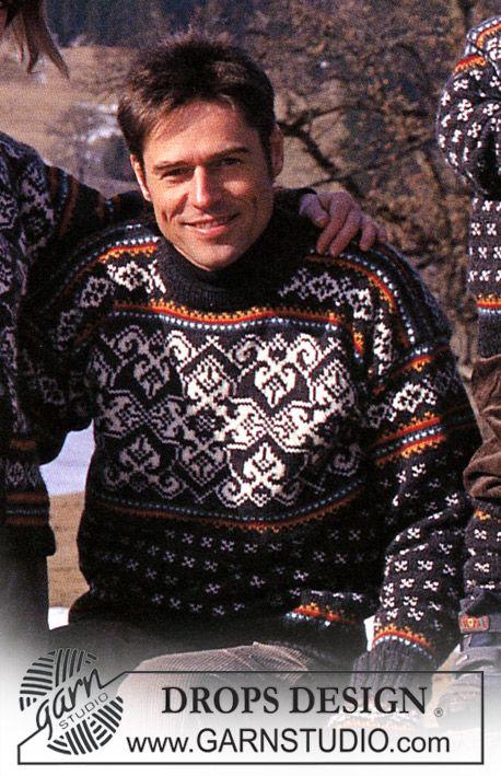 DROPS 52-2 - DROPS Sweater, Gloves and socks in Karisma Superwash ...