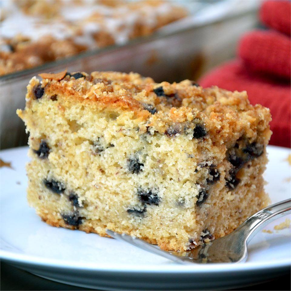 Blueberry Buttermilk Coffeecake Recipe In 2020 Coffee Cake Recipes Buttermilk Recipes Coffee Cake