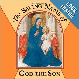 The saving name of god the son a board book with beautiful easter negle Gallery