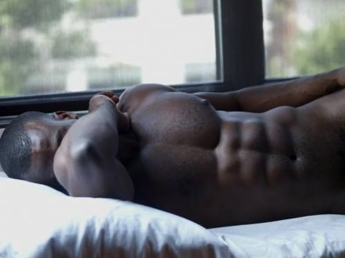 Sexy hot men sleeping naked