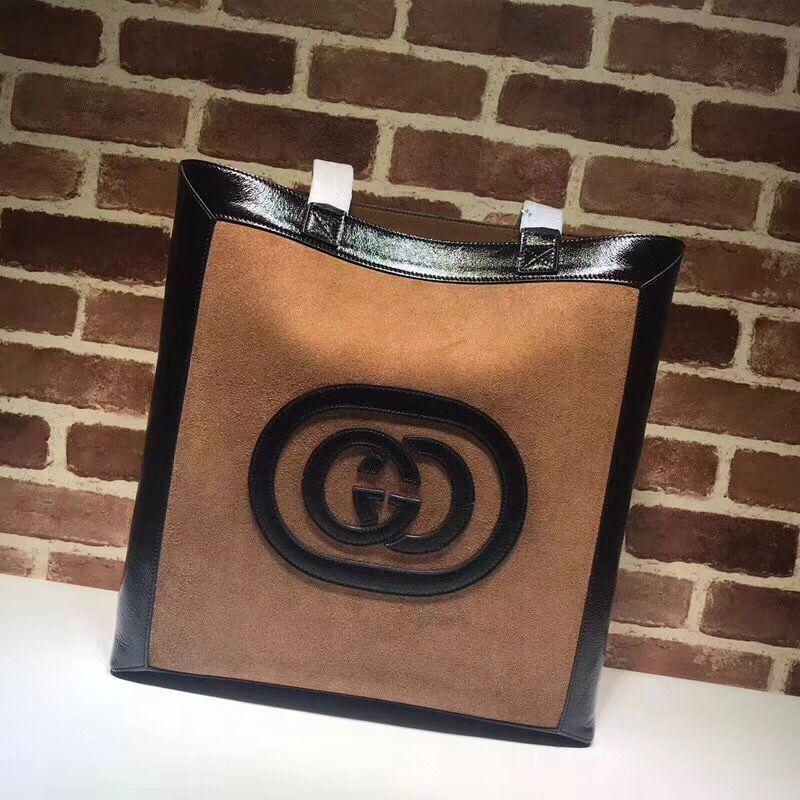 6bacd47e3 Gucci unisex woman. Man shopping tote bag | Designer handbags | Bags ...
