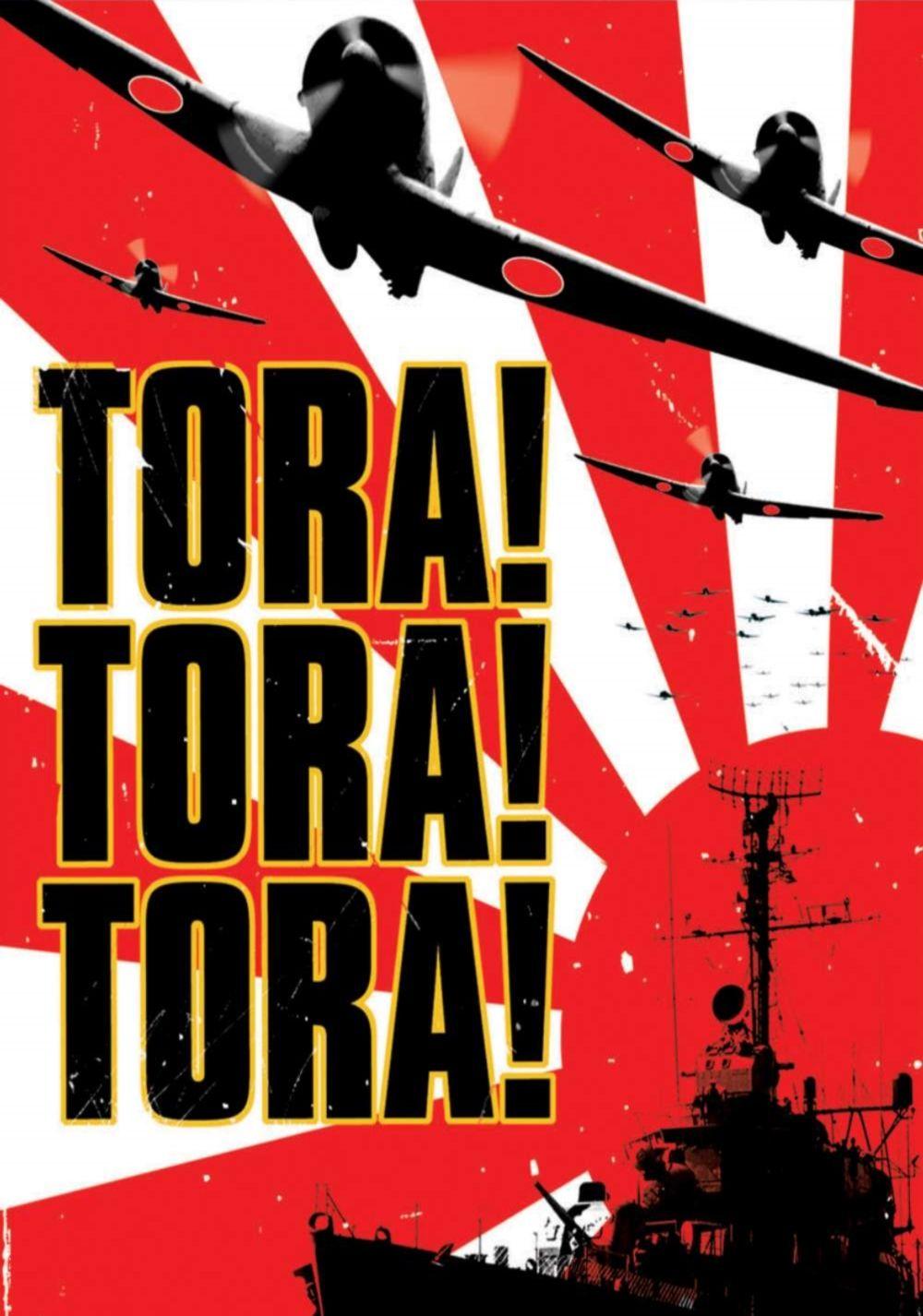Tora! Tora! Tora! (1970) - Ric...