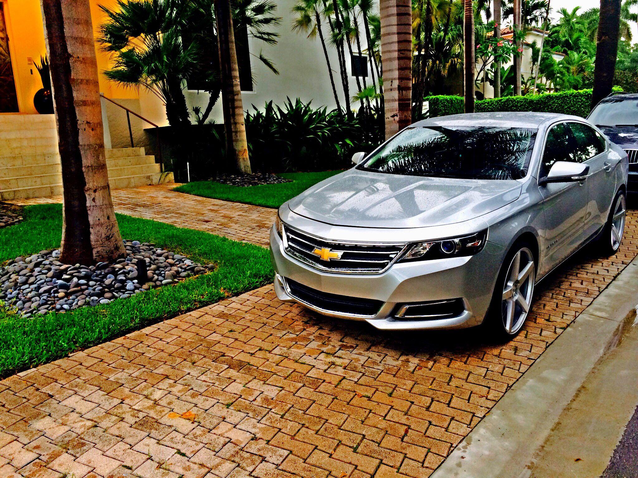 Impala Ltz On 22 S Impala Ltz New Impala Chevy Impala