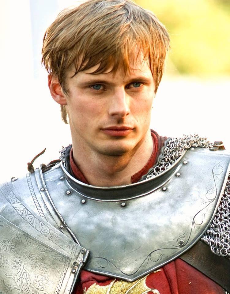 Picture of Bradley James in Merlin - bradleyjames