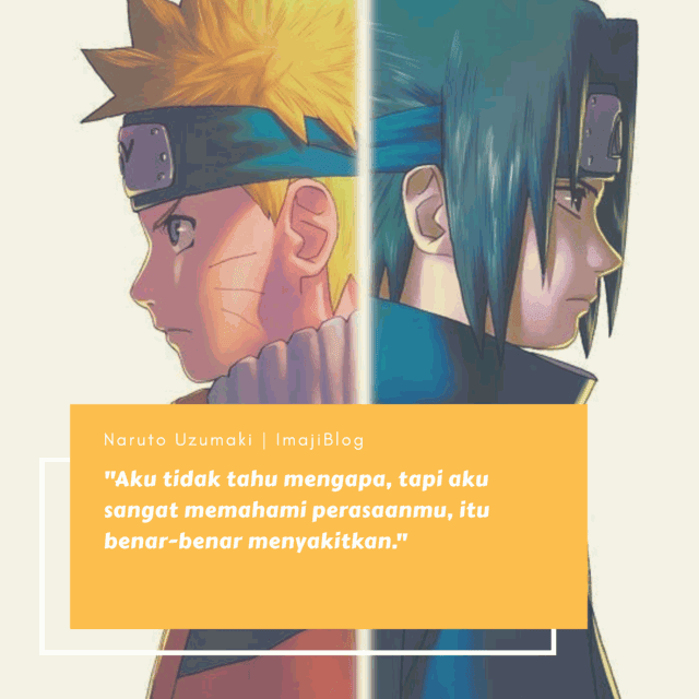 Kata Bijak Terbaik Uzumaki Naruto Kata Kata Mutiara Naruto Animasi
