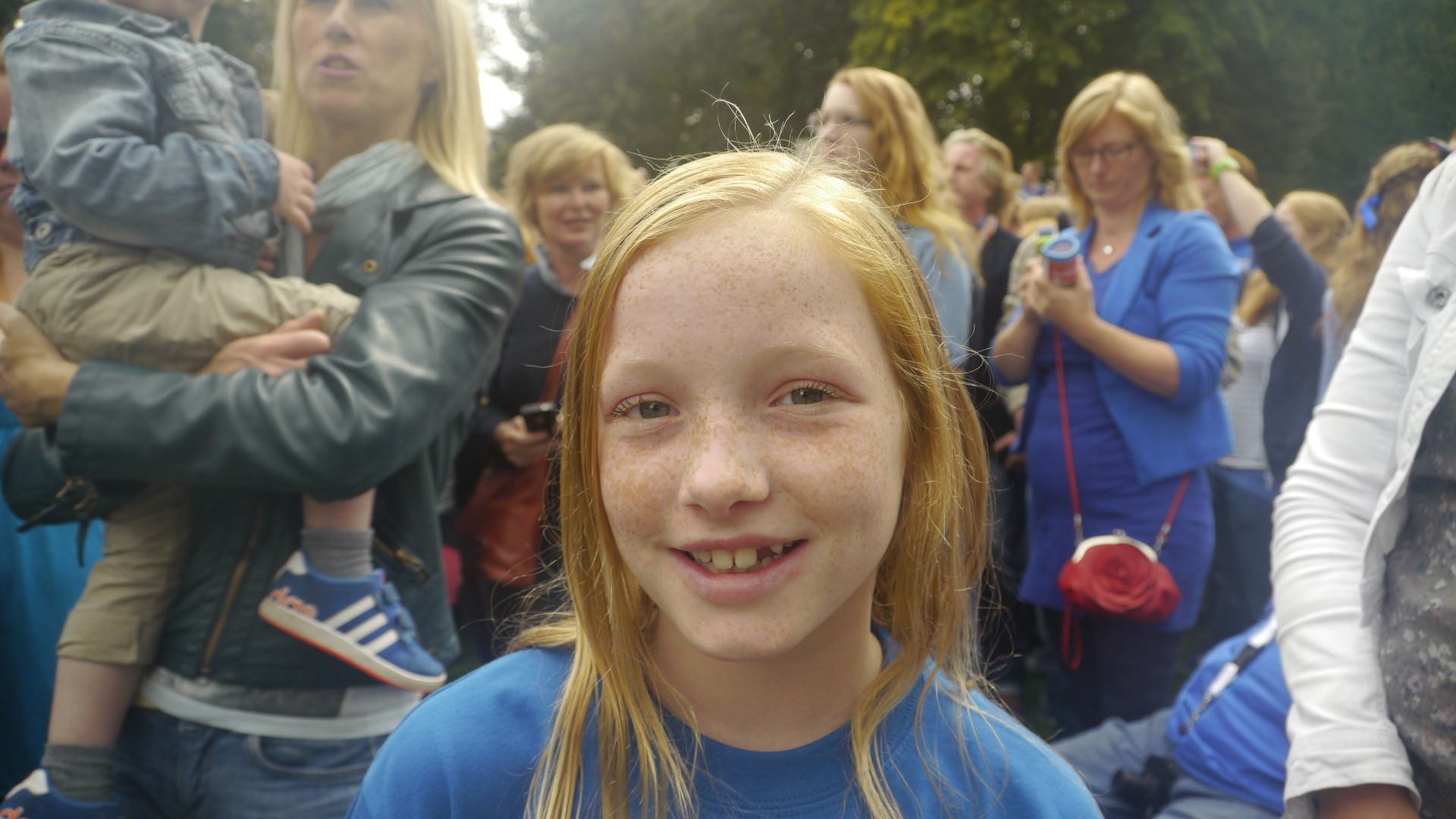 Redhead Days 2013. Photo by Ton van de Merwe