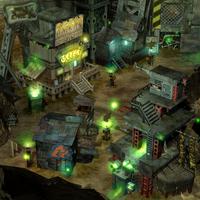 midgar slums - Google Search