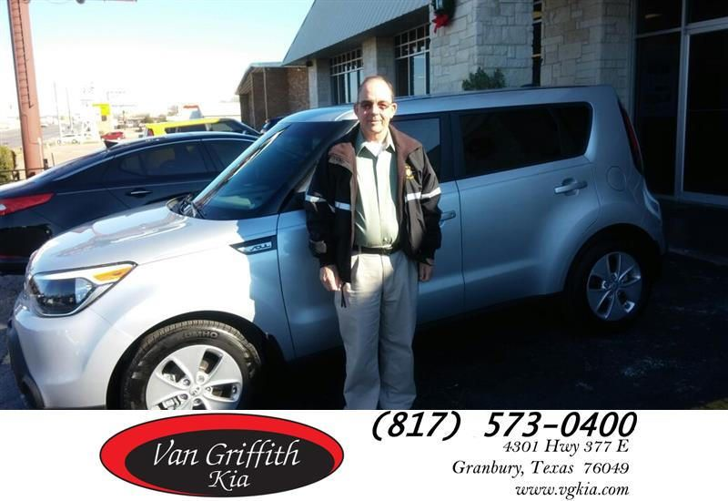 Happy Anniversary to Don on your Kia Soul from Jay