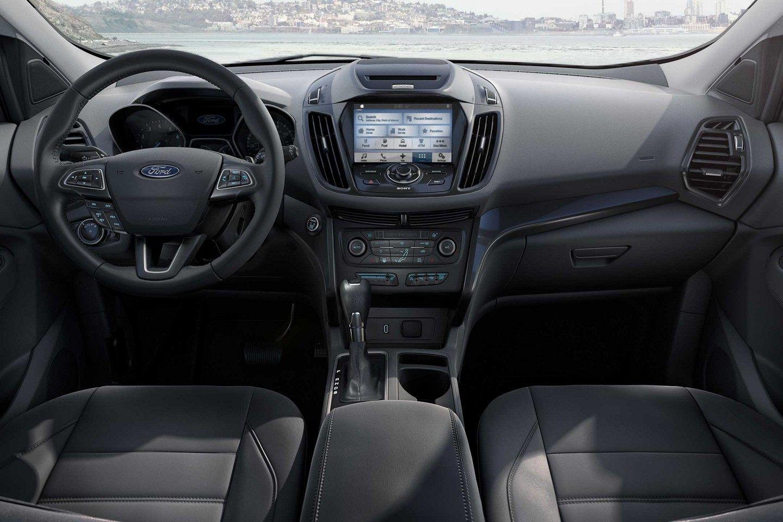 2018 Ford Escape Titanium In Charcoal Black Ford Escape 2019 Ford 2017 Ford Escape