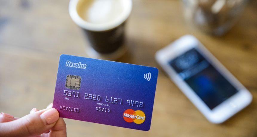 Revolut Card Virtual Card Banking App Fintech