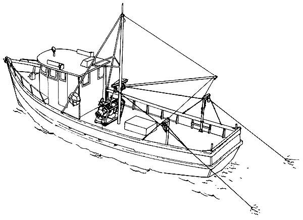 Fishing Boat Coloring Pages For Kids Kids Play Color Coloring Pages For Kids Boat Coloring Pages
