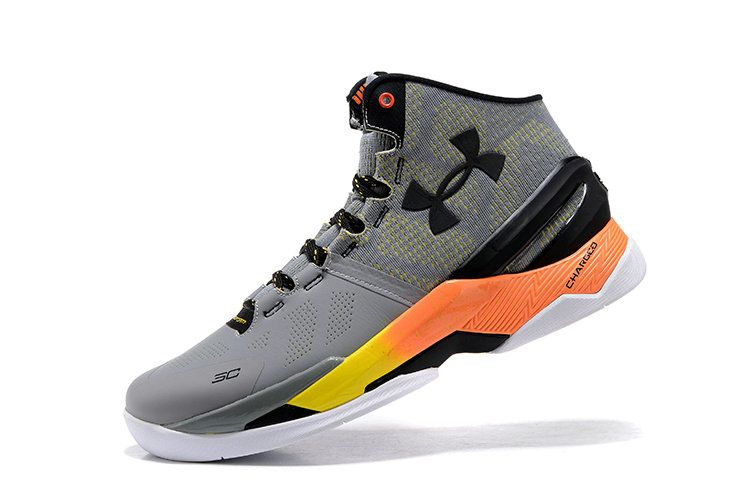 Free Shipping Only 69  Iron Sharpens Iron Stephen Curry II 2 Hot Sale Colors affea01d69de