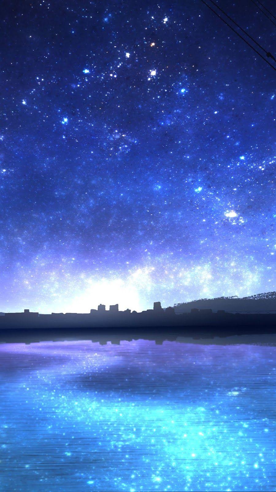 Sông giữa bầu trời sao