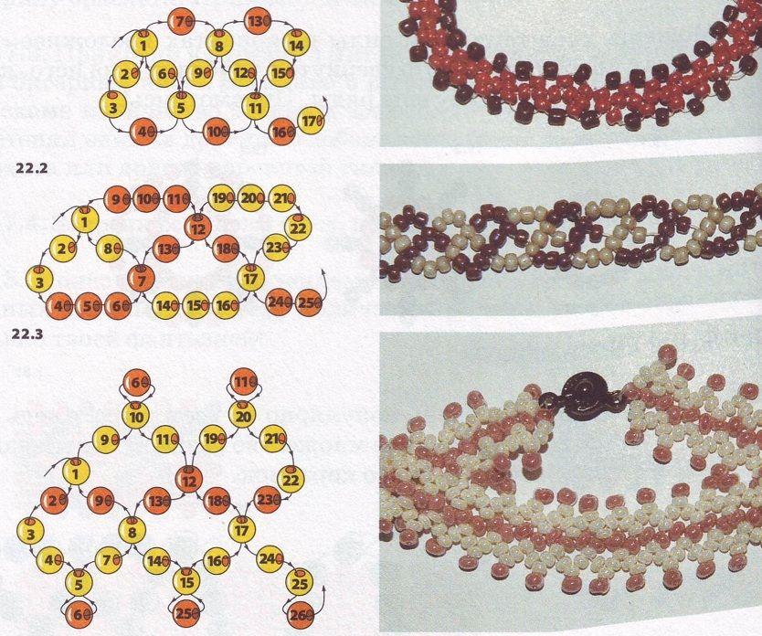 сталкерам, бисероплетение браслетов схемы фото именно разработчикам одежды