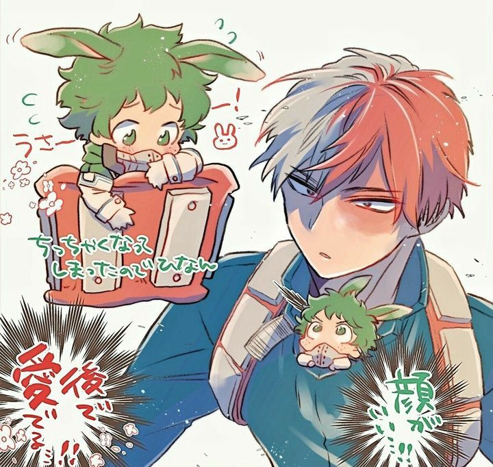 My Hero Academia Ship Picture Book Deku X Kacchan 6 My Hero Hero My Hero Academia
