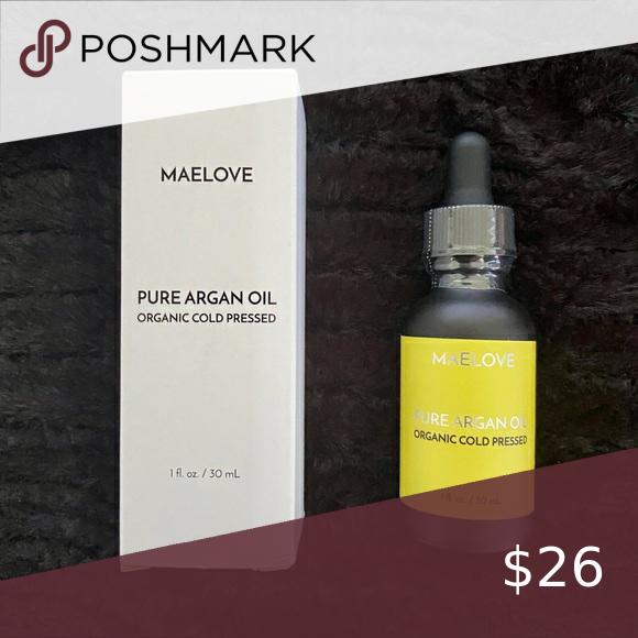 Maelove Pure Organic Argan Oil In 2020 Organic Argan Oil Argan Oil Pure Argan Oil