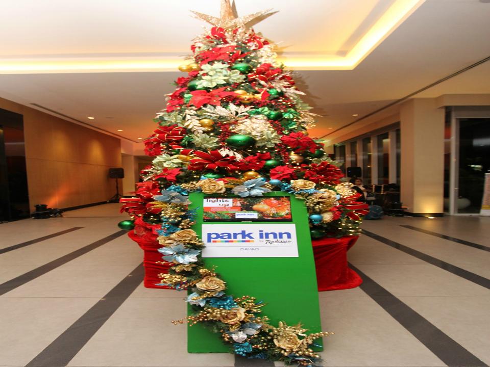 Park Inn By Radisson Davao Welcomes The Christmas Season
