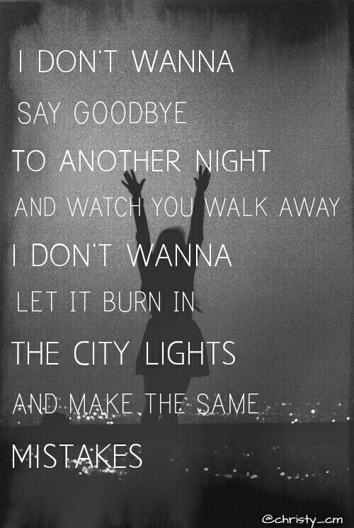 Waste The Night 5sos made by @christy_cm