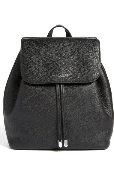 lovely luster delicate colors wholesale dealer Marc Jacobs Leather Backpack | Shopping | Nordstrom ...