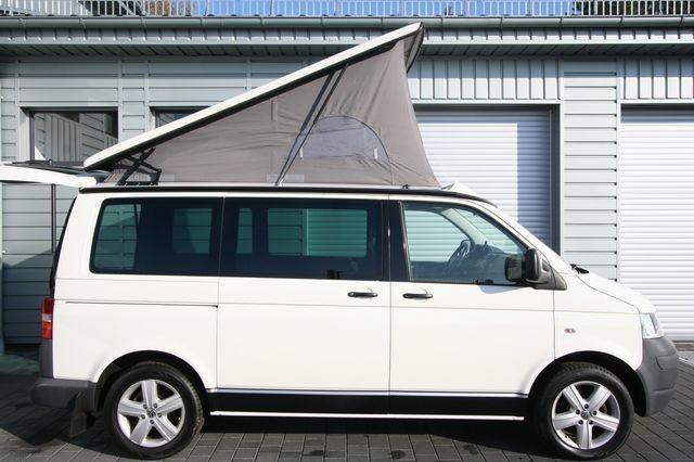 volkswagen t5 aufstelldach california camper 4motion tdi als van kleinbus in berlin camper. Black Bedroom Furniture Sets. Home Design Ideas
