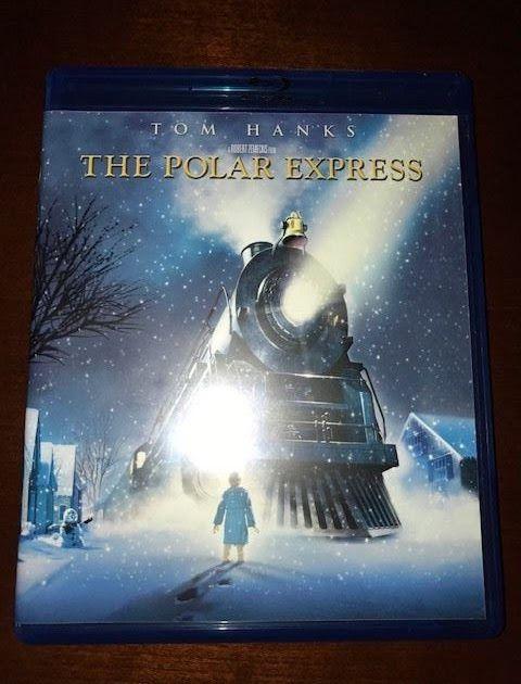 The Polar Express Christmas Movie (Blu-ray Disc) Tom Hanks ...